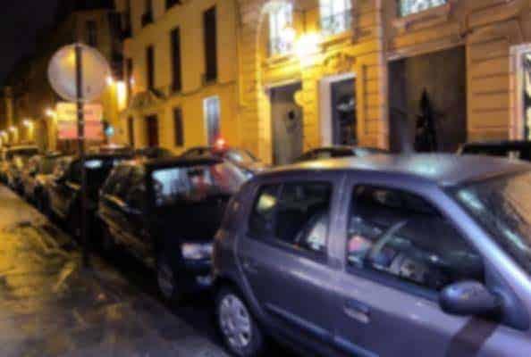 Un plan coquin à Paris la nuit