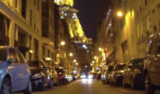 Un plan cul à Paris dans une voiture très excitant