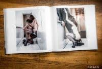 Un ouvrage de grande qualité comme cadeau atypique mais néanmoins envoûtant - Crédits photo - Ressan