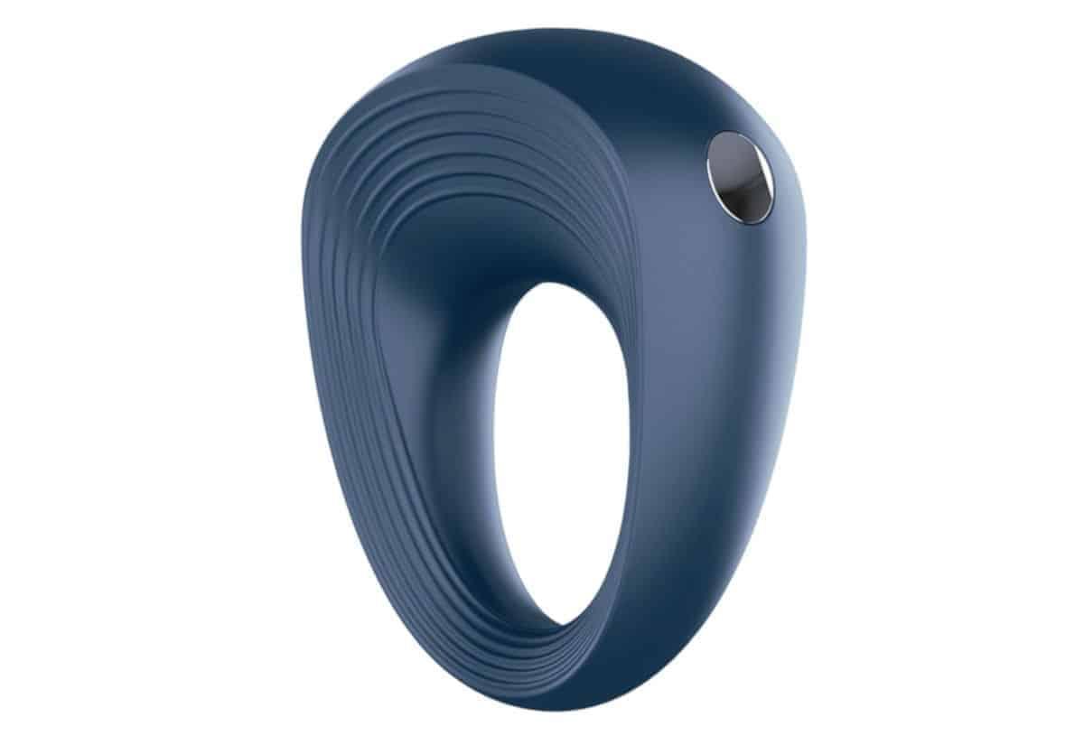 Le Ring 2 de Satisfyer dans toute sa splendeur Envie d'y glisser votre sexe ? Sensations garanties...