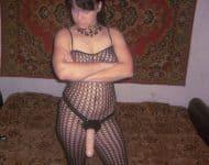 Une femme déterminée à faire jouir son mari par le cul. Ou bien à le punir ?
