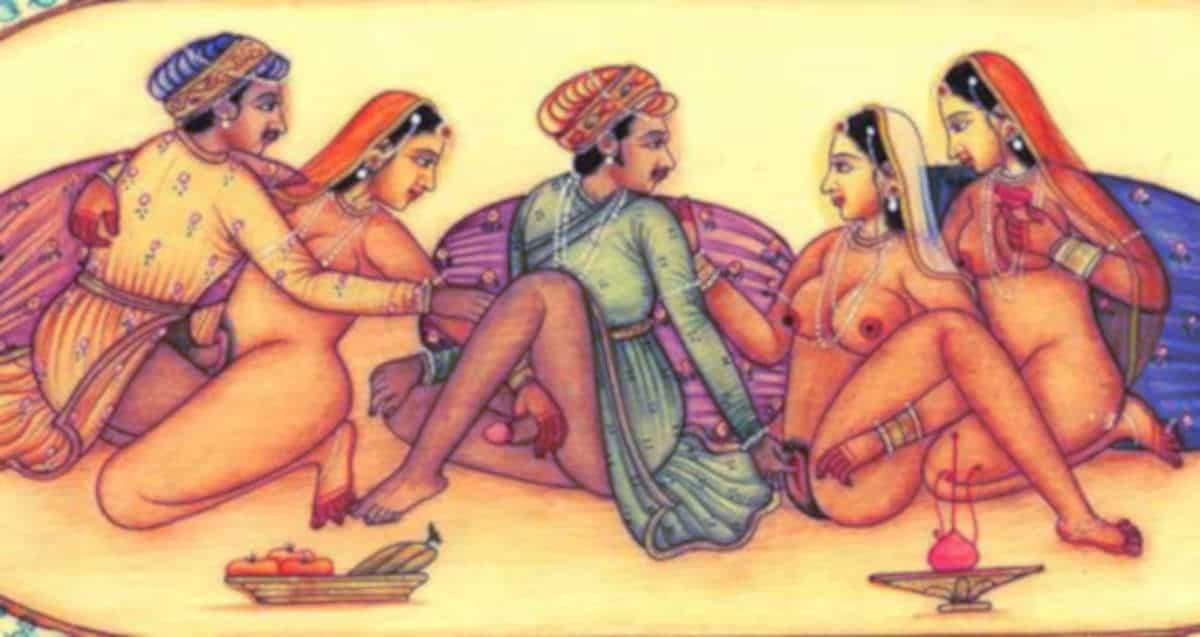 Les origines du Kamasutra remontent à très longtemps